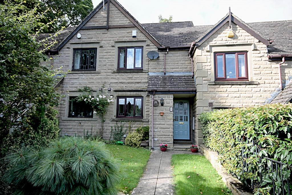 2 Bedrooms Town House for sale in Bescaby Grove, Baildon