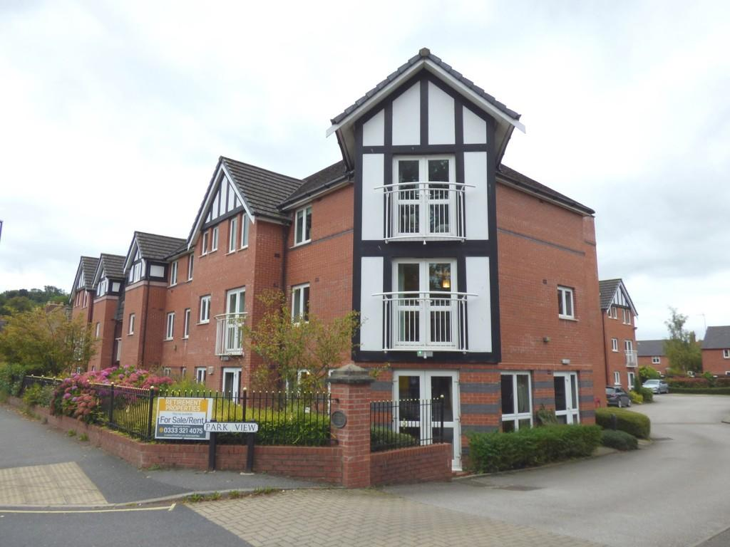 1 Bedroom Apartment Flat for sale in Chatsworth Court, Ashbourne