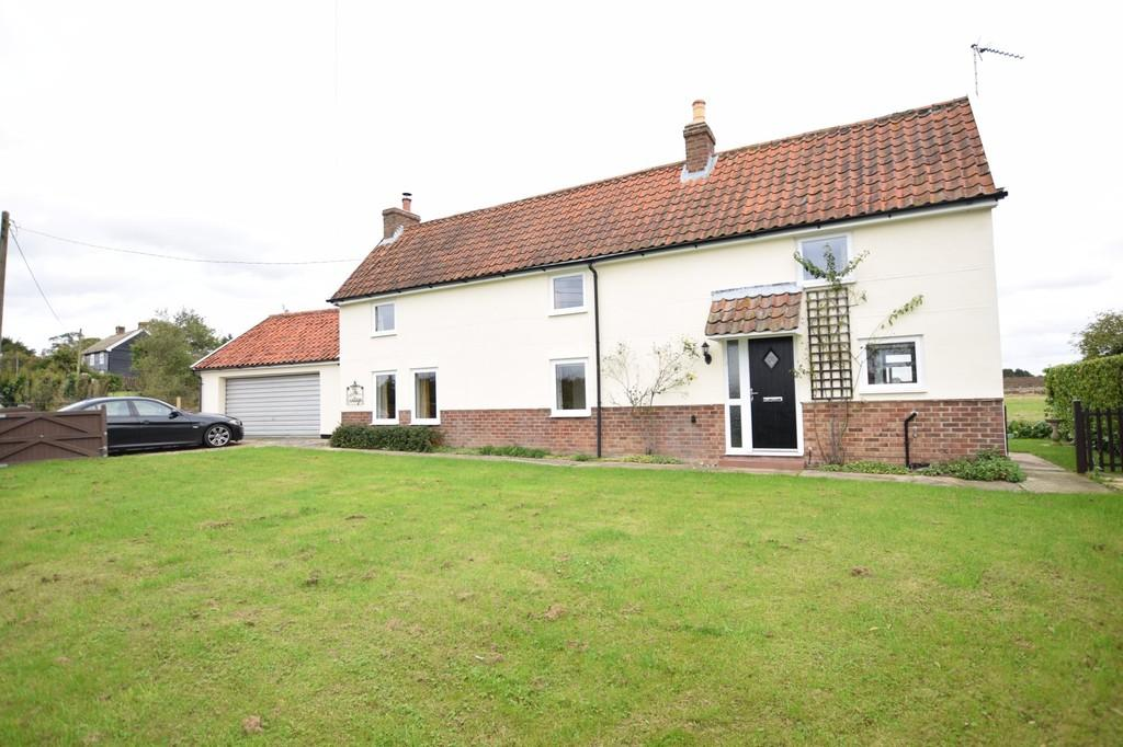 3 Bedrooms Detached House for sale in Fenstead End, Bury St. Edmunds IP29 4LH