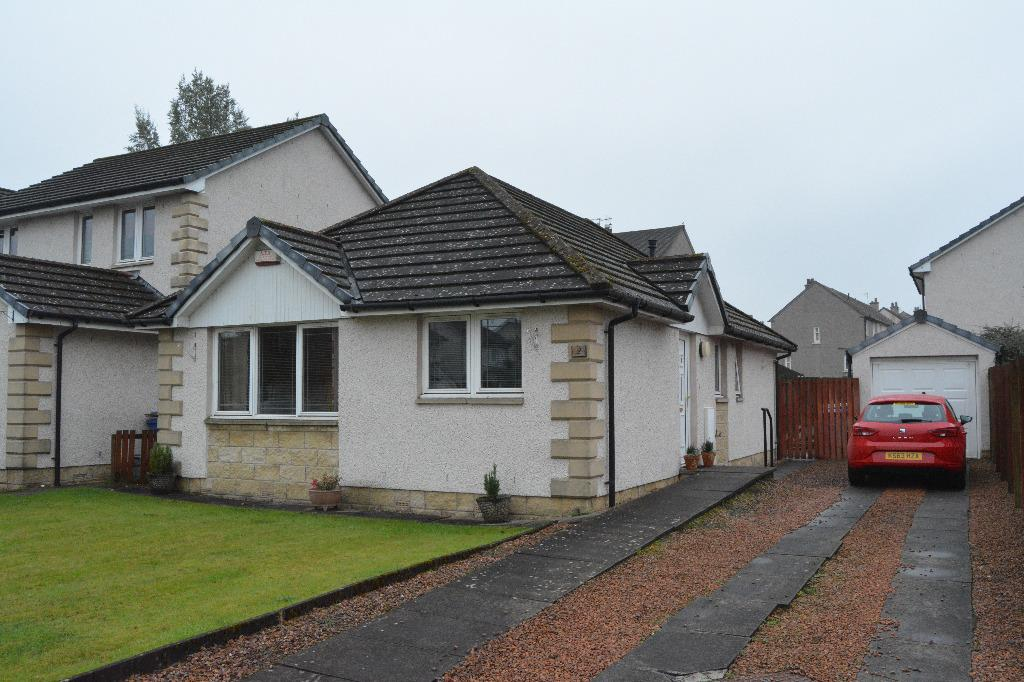 3 Bedrooms Bungalow for sale in Connolly Drive, Dunipace, Falkirk, FK6 6JN