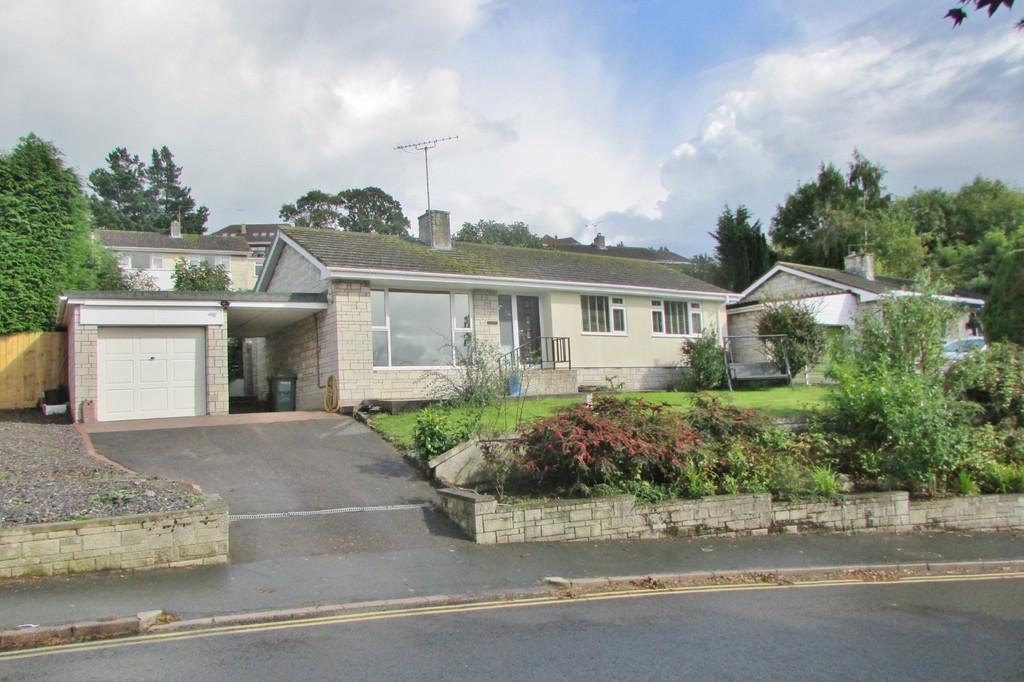 3 Bedrooms Detached Bungalow for sale in Leg Of Mutton Road, Glastonbury