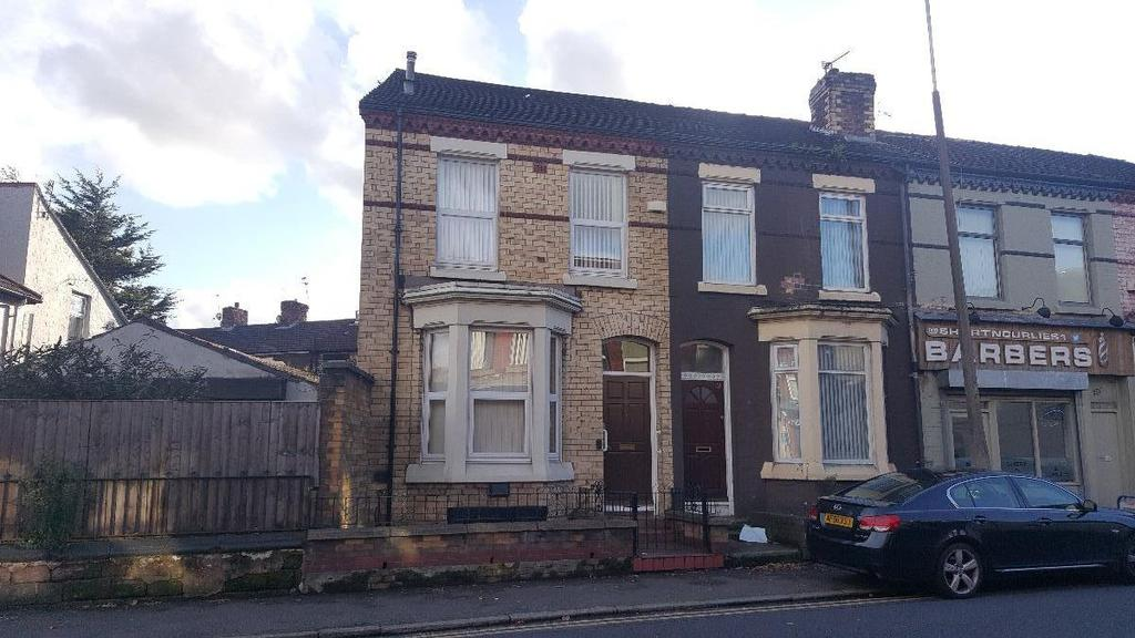 2 Bedrooms Terraced House for sale in Lower Breck Road