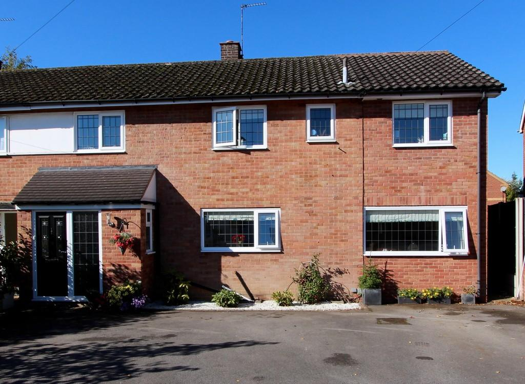5 Bedrooms Semi Detached House for sale in Poplar Road, Dorridge