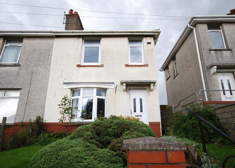 2 Bedrooms Semi Detached House for sale in 73 Brynhyfryd Road, Briton Ferry, Neath, SA11 2LE