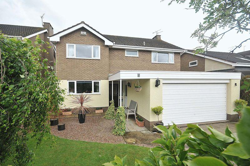 4 Bedrooms Detached House for sale in Gloucester Road, Knutsford