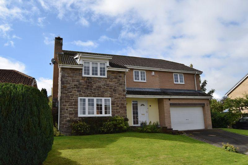6 Bedrooms Detached House for sale in Percy Close, Beaumont Park, Hexham