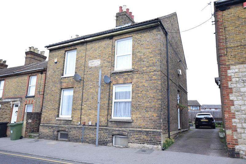 2 Bedrooms Semi Detached House for sale in Well Road, Maidstone