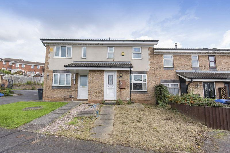 2 Bedrooms Terraced House for sale in RAMSDEAN CLOSE, DERWENT HEIGHTS
