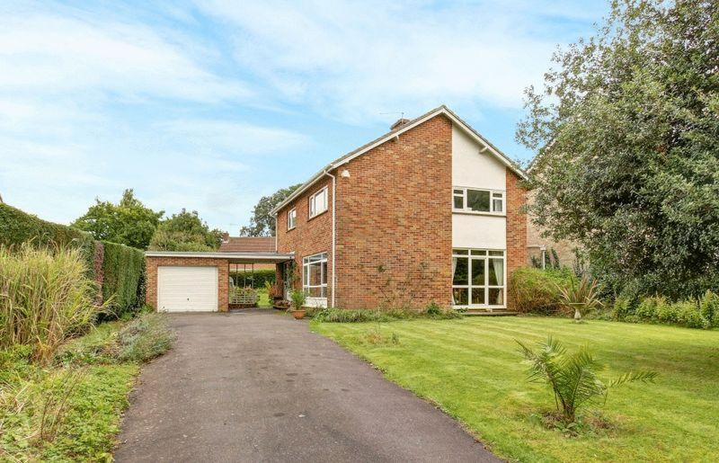 4 Bedrooms Detached House for sale in Julian Road, Sneyd Park