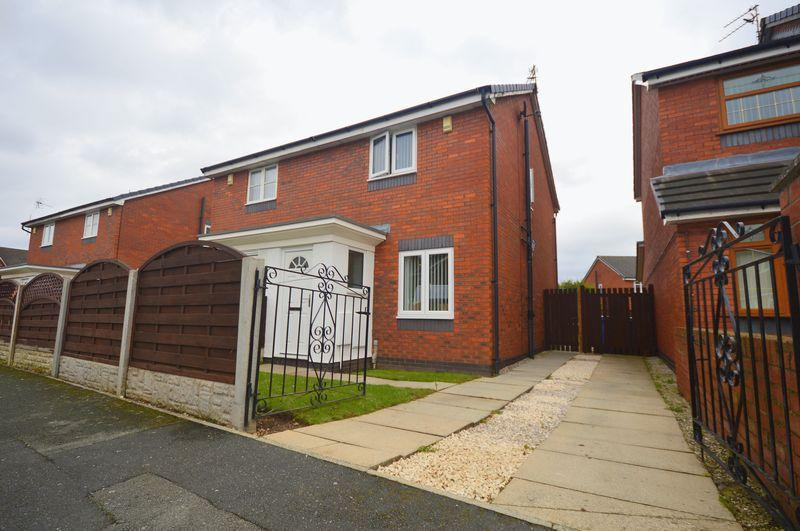 2 Bedrooms Semi Detached House for sale in Barncroft Road, Halewood