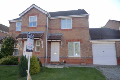 2 bedroom semi-detached house to rent - Inglewood Close, Balderton, Newark