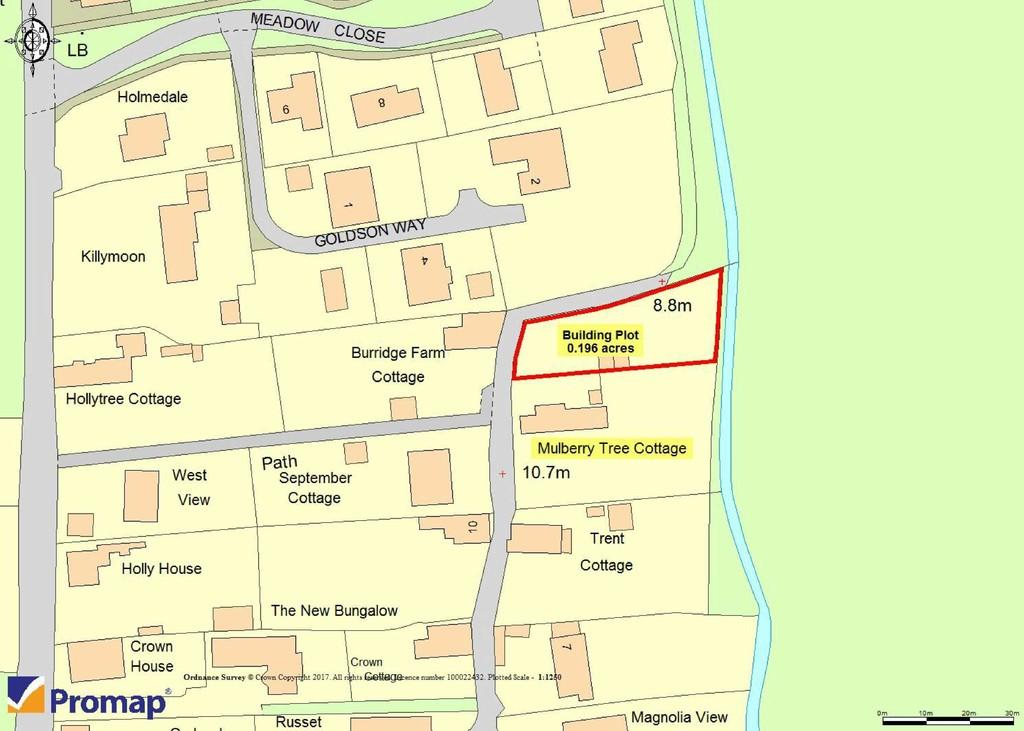 Land Commercial for sale in Crab Lane, North Muskham, Newark