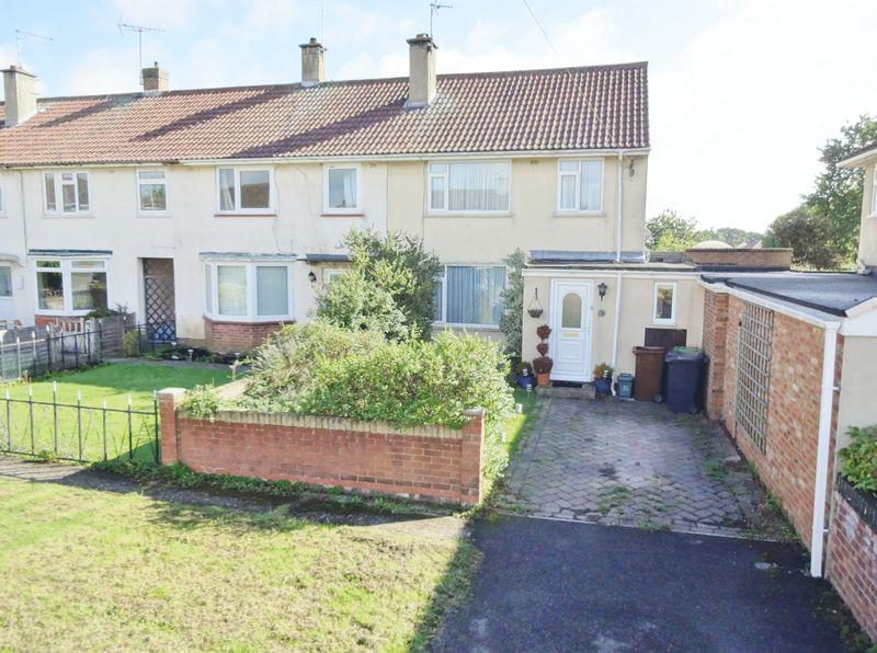 3 Bedrooms End Of Terrace House for sale in Burns Drive, Corby