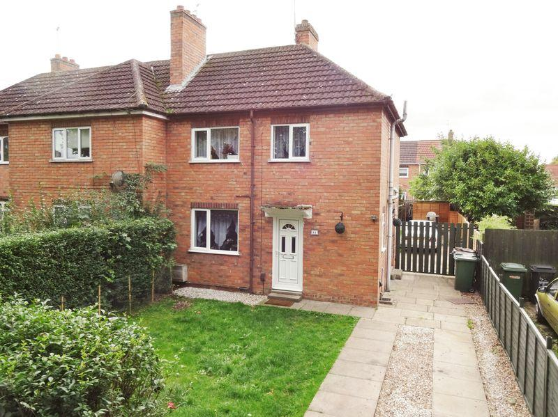 3 Bedrooms Terraced House for sale in Tanfields Grove, Corby