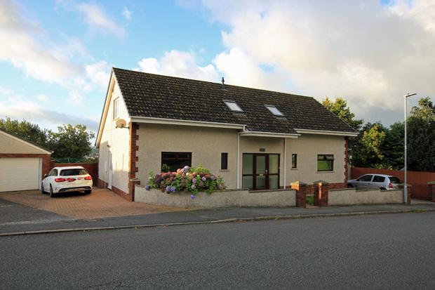 4 Bedrooms Detached House for sale in Capel Evan Road, Carmarthen, Carmarthenshire