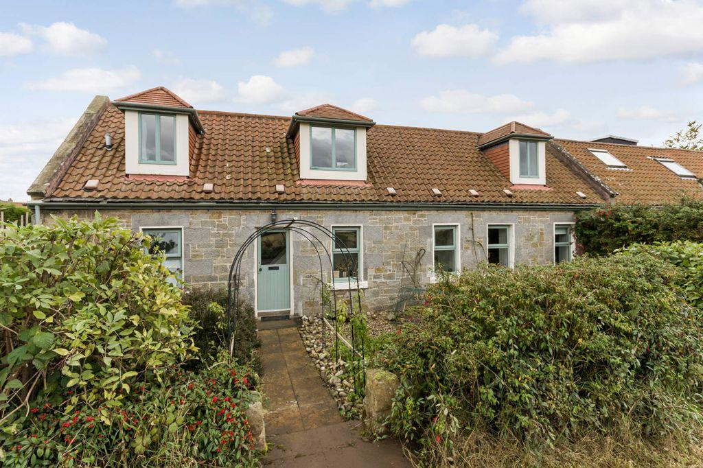 4 Bedrooms Semi Detached House for sale in 2 North Cottage, Southfield, East Lothian, EH32 0PL