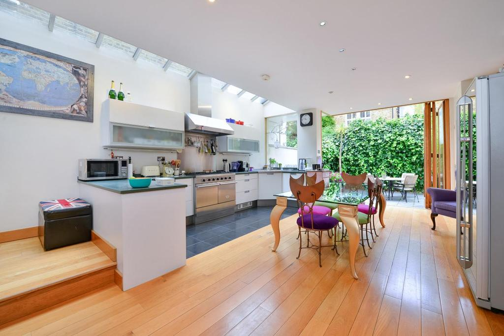 4 Bedrooms Terraced House for sale in Kyrle Road, Battersea