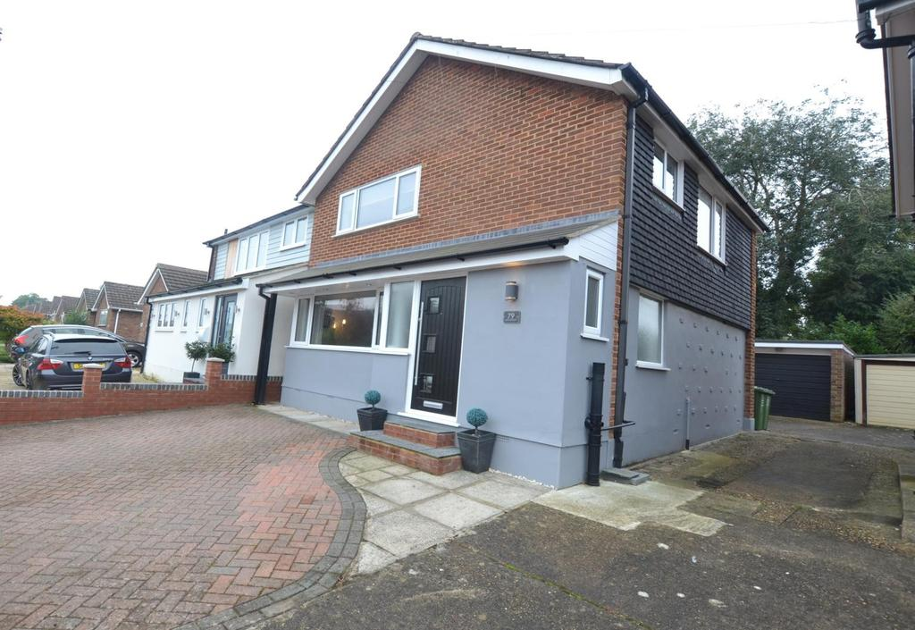 3 Bedrooms Semi Detached House for sale in Newlands Road, Billericay, Essex, CM12