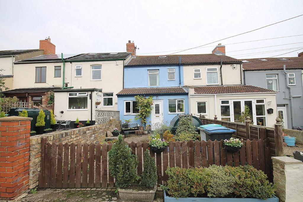 2 Bedrooms Terraced House for sale in West View, East Hedley Hope, Bishop Auckland