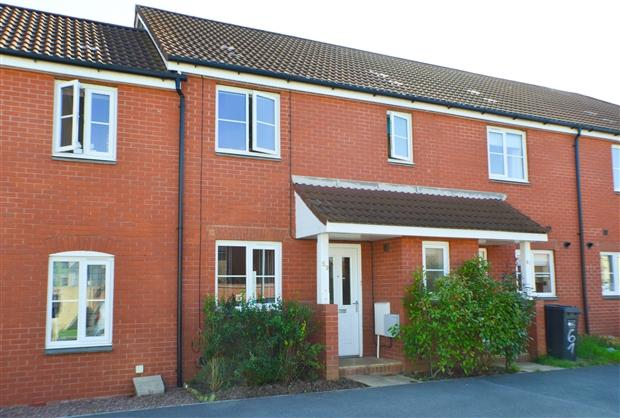 3 Bedrooms Terraced House for sale in Stockmoor Drive North Petherton Bridgwater TA6
