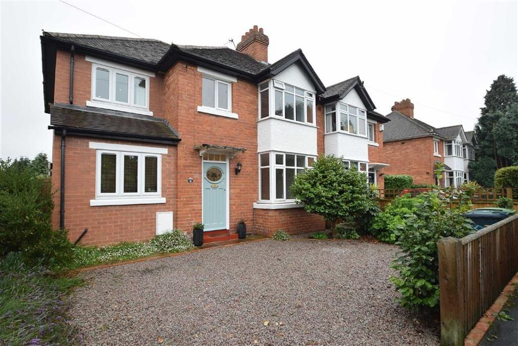 4 Bedrooms Semi Detached House for sale in Links Road, Belle Vue, Shrewsbury