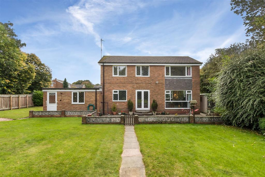 4 Bedrooms Detached House for sale in Skelton Court, Newcastle Upon Tyne
