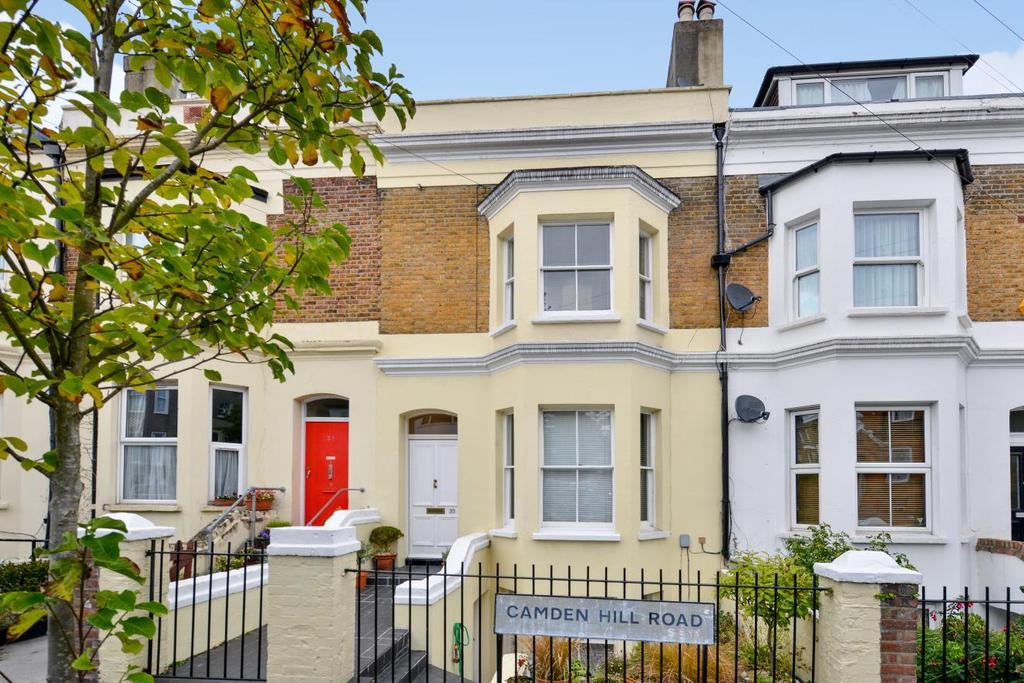 4 Bedrooms Terraced House for sale in Camden Hill Road, Crystal Palace