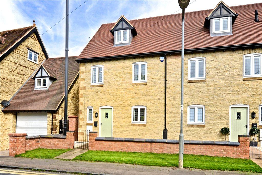 3 Bedrooms End Of Terrace House for sale in Watering Lane, Collingtree, Northamptonshire