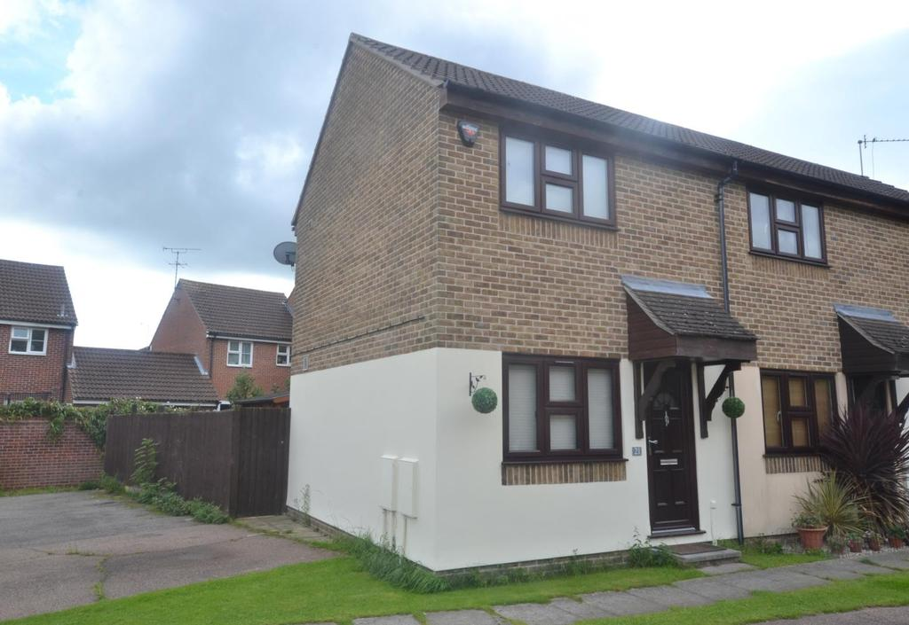 1 Bedroom End Of Terrace House for sale in Princes Close, Billericay, Essex, CM12