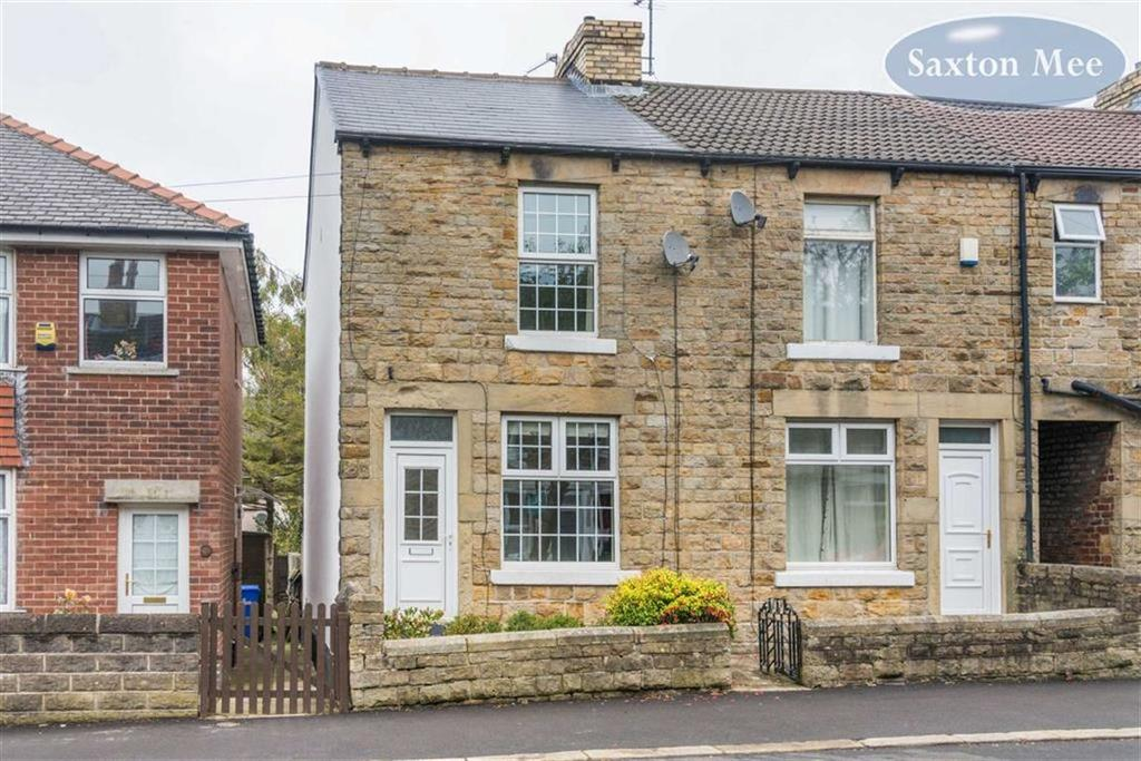 2 Bedrooms End Of Terrace House for sale in Duncan Road, Crookes, Sheffield, S10