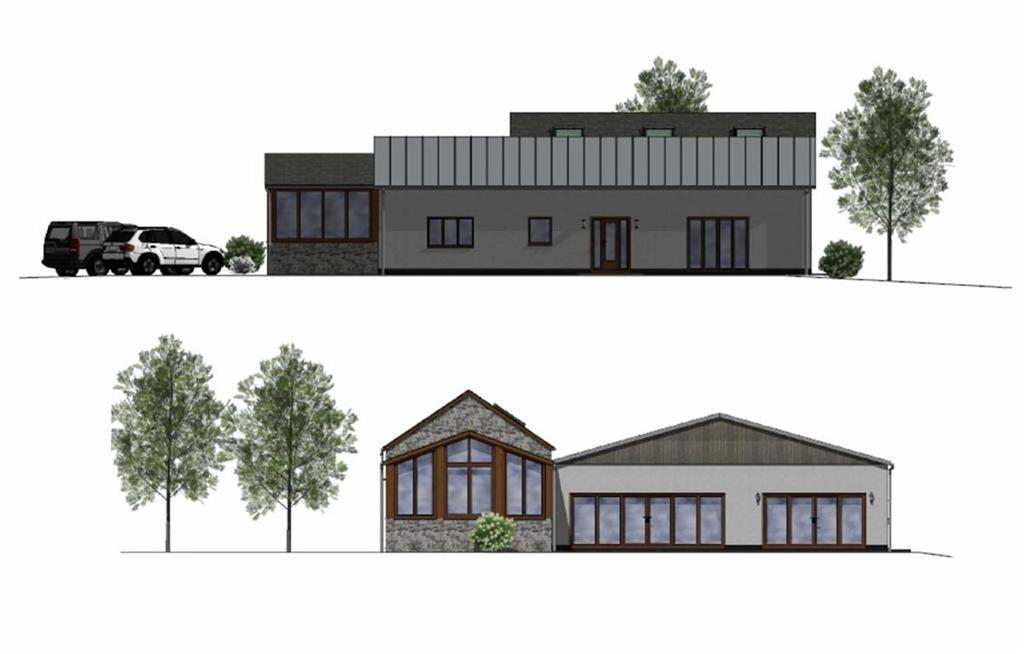Detached House for sale in Bydown, Swimbridge, Barnstaple, Devon, EX32