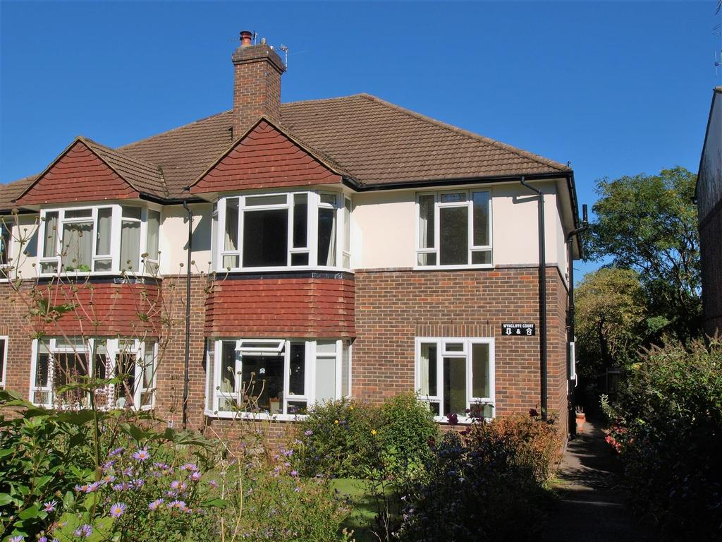 2 Bedrooms Maisonette Flat for sale in South Hill Road, Bromley