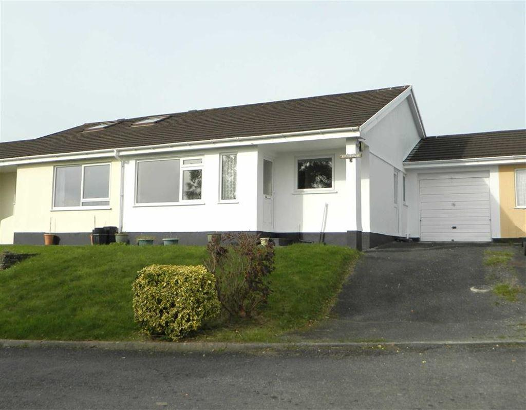 2 Bedrooms Bungalow for sale in Darts Close, St Giles on the Heath, Launceston, Devon, PL15