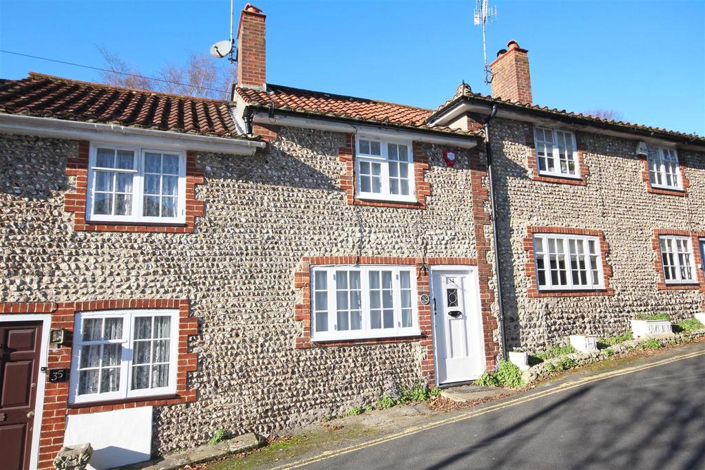 1 Bedroom Cottage House for sale in Church Hill, Patcham Old Village, Brighton