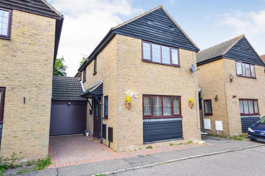 3 Bedrooms Link Detached House for sale in Bicknacre