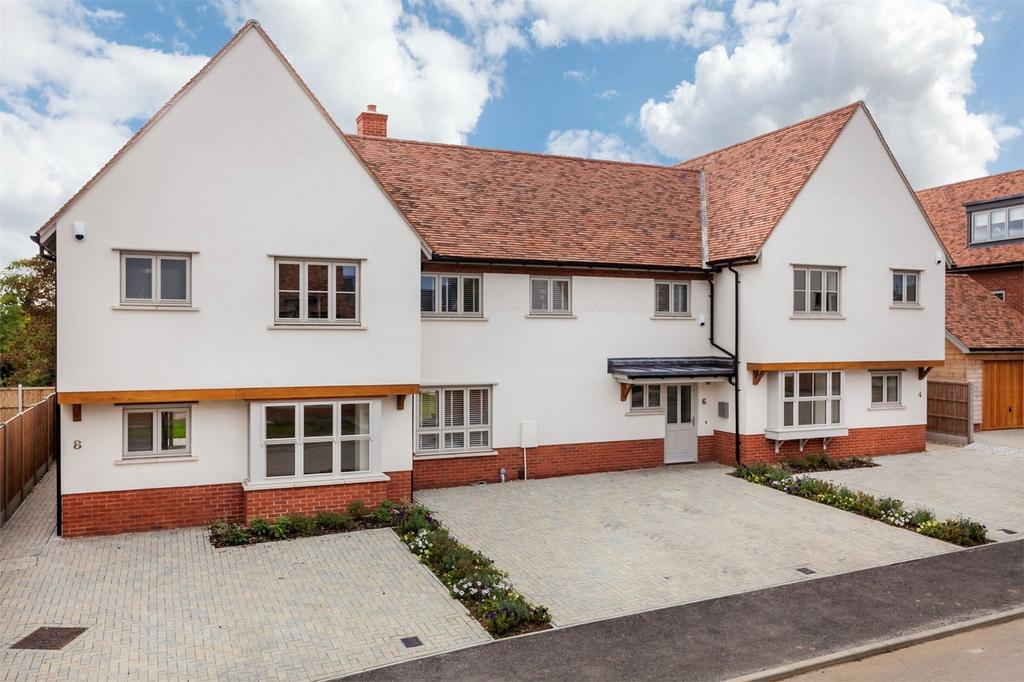 3 Bedrooms Terraced House for sale in Maple House (Plot 33), The Limes, Gillon Way, Radwinter, Nr Saffron Walden