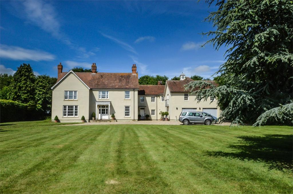 5 Bedrooms Country House Character Property for sale in The Moat House, Mill Lane, Clavering, Nr Saffron Walden