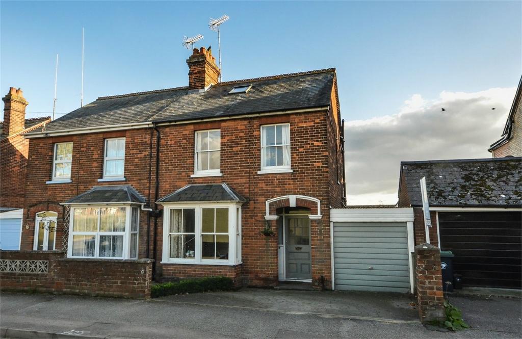 4 Bedrooms Semi Detached House for sale in 115 Ashdon Road, Saffron Walden