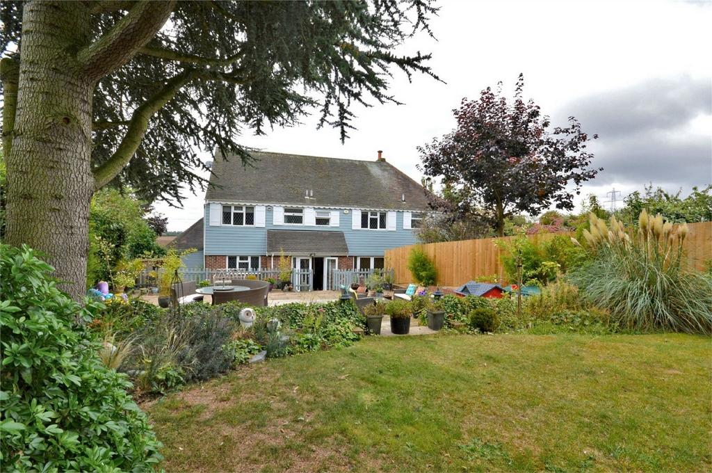4 Bedrooms Detached House for sale in De Haines, Great Sampford