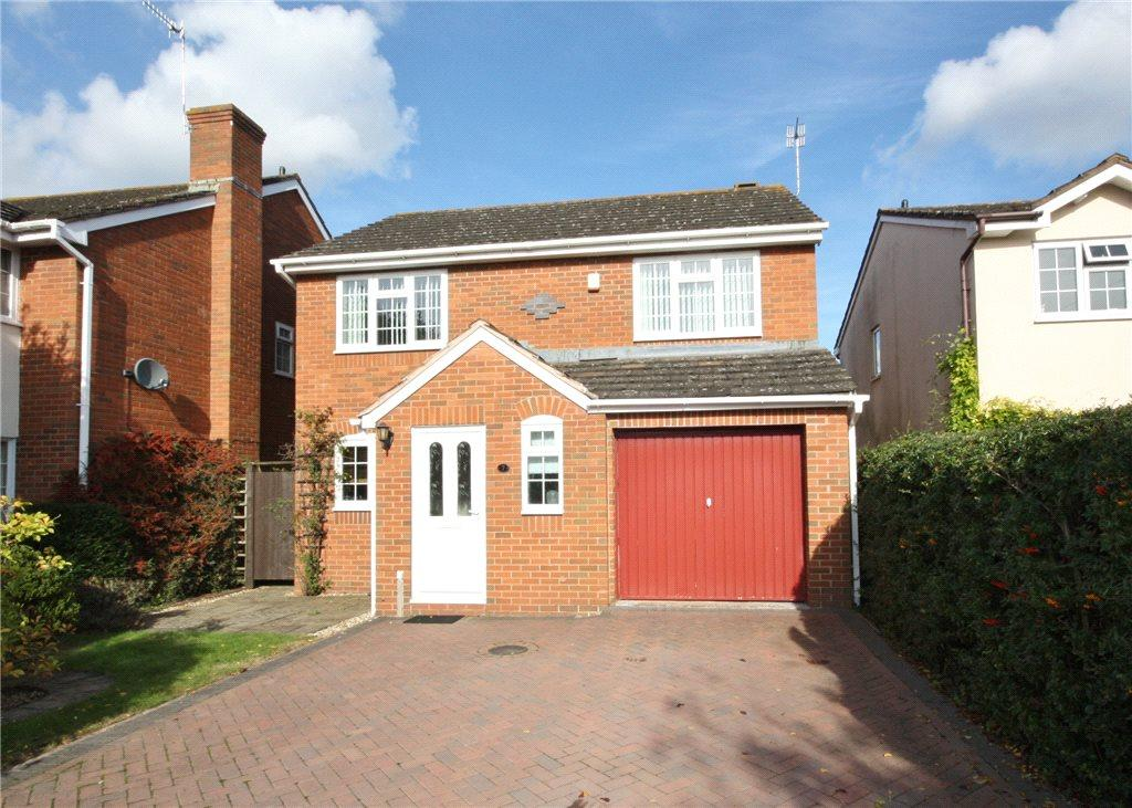 4 Bedrooms Detached House for sale in Stoneleigh Close, Worcester, Worcestershire, WR5