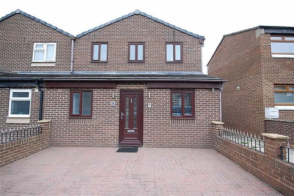 3 Bedrooms Semi Detached House for sale in Suffolk Street, Batley, WF17