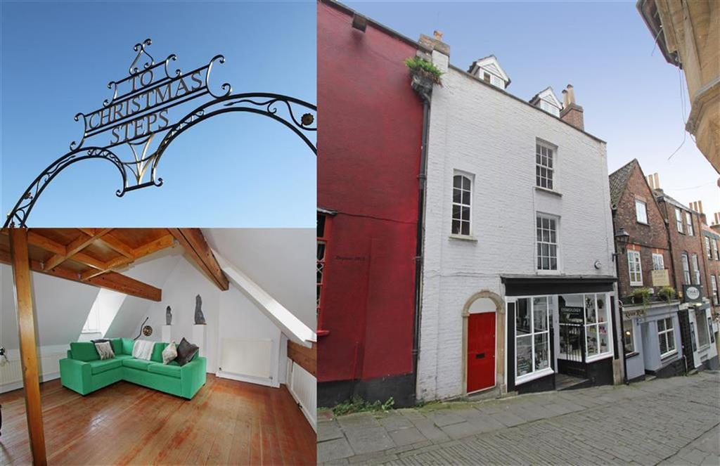 2 Bedrooms Terraced House for sale in Christmas Steps, Bristol, Bristol