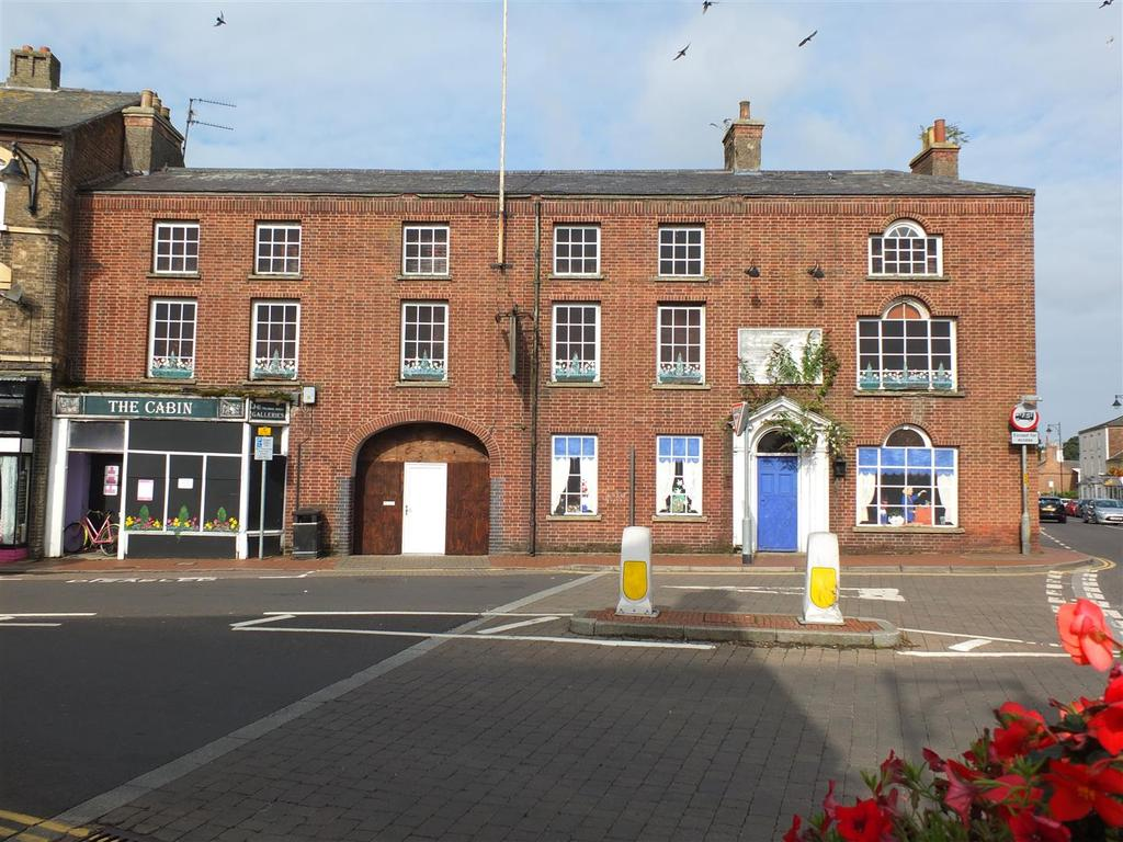 Land Commercial for sale in Market Place, Long Sutton, Spalding