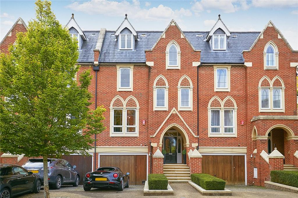 6 Bedrooms Terraced House for sale in Martineau Drive, Richmond, Twickenham, TW1