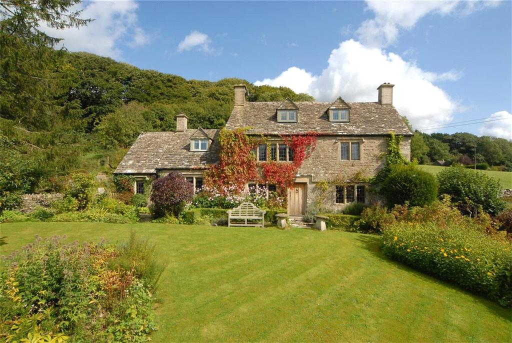 4 Bedrooms Detached House for sale in Bisley, Stroud, Gloucestershire, GL6