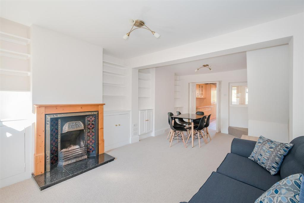 2 Bedrooms Terraced House for sale in Catherine Street, East Oxford