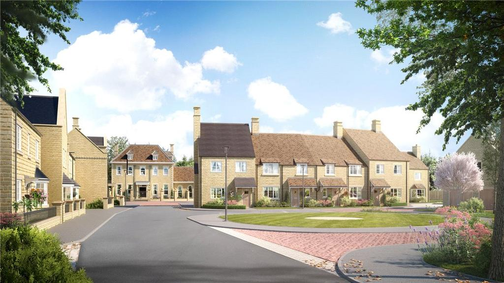 3 Bedrooms Residential Development Commercial for sale in Plot 116 Highworth, Leamington Road, Broadway, Worcestershire, WR12