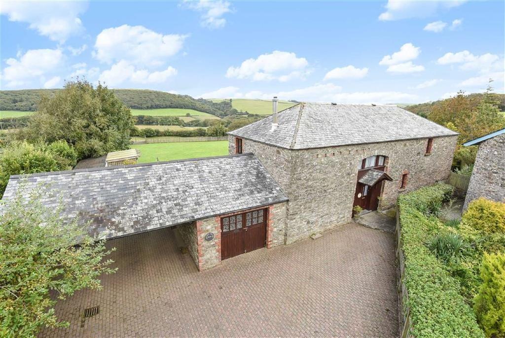 4 Bedrooms Detached House for sale in Eastacombe Farm Yard, Barnstaple, Devon, EX31