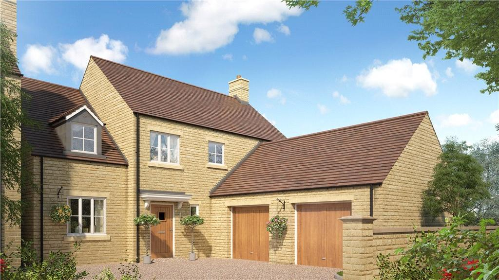 4 Bedrooms Residential Development Commercial for sale in Plot 113 Highworth, Leamington Road, Broadway, Worcestershire, WR12