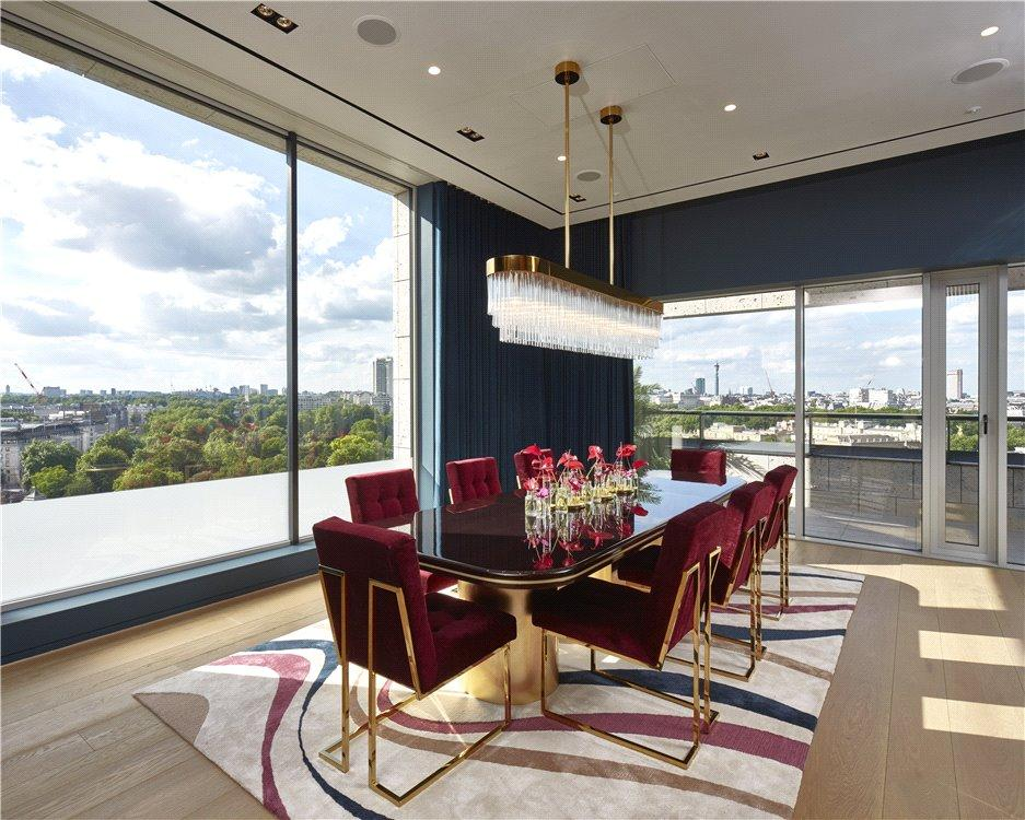 4 Bedrooms Flat for sale in The Nova Building, 83 Buckingham Palace Road, Victoria, London, SW1E
